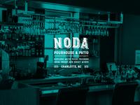 Noda — Logo Concept