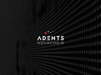 Adents NovaChain — Logo Concept