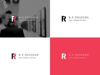 R.F. Designs — Logo Concept