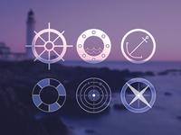 Nautical Vectors — FREEBIE