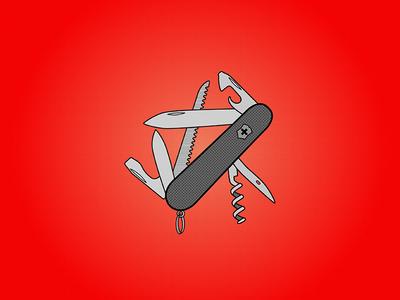 Swiss Army Knife — FREEBIE