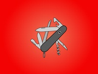 Swiss Army Knife — FREEBIE
