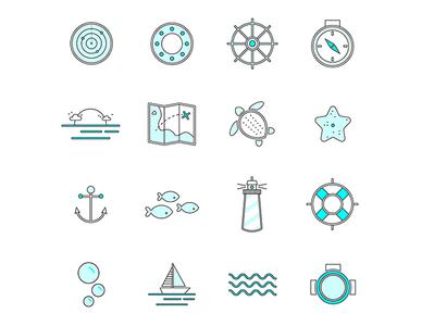 Nautical Vectors