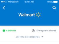 Retailer categories