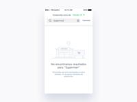 Mercadoni Retailers No Result iOS