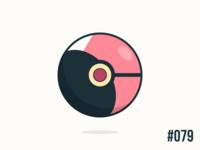 Pokéballday #079 Slowpoke Ball