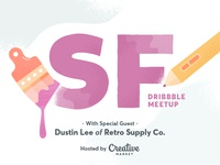 Sf dribbble meetup teaser