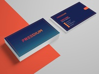 Freedium Card Design
