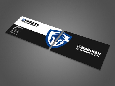 UARDIAN Business Card Design