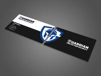 UARDIAN Business Card Design