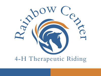Horse Logo for an Equine Therapeutic Riding Center