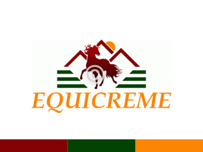 Horse Logo for Equicreme