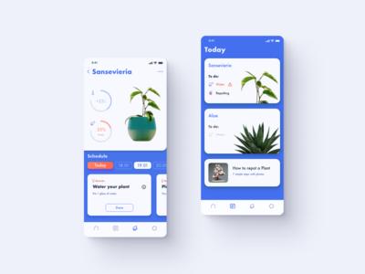 Plant IoT app