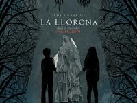 Alternative Movie Poster- The Curse of La LLorona