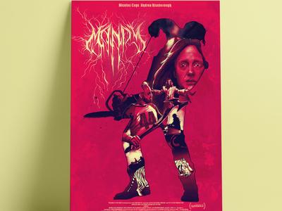 Alternative Movie Poster- Mandy