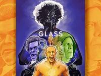Alternative Movie Poster- Glass