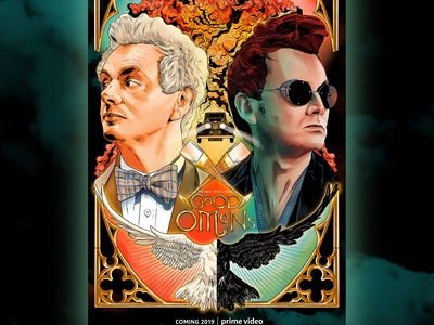 Good Omens: Alternative Poster