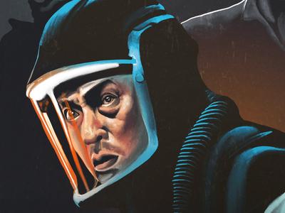 Godzilla Poster:  Ken Watanabe