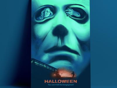 Alternative Movie Poster: Halloween