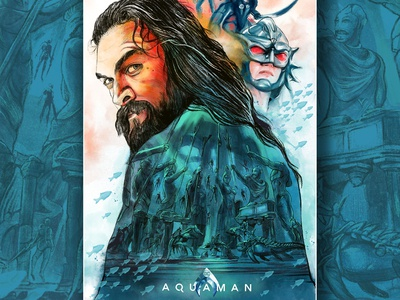 Alternative Movie Poster: Aquaman