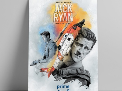 Alternative Poster: Jack Ryan (Amazon Prime)