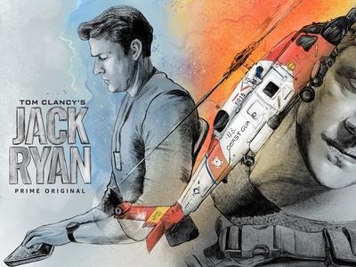 Alternative Poster: Jack Ryan (Amazon Prime)