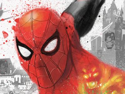 Fan Art- Spider-Man: Far from home