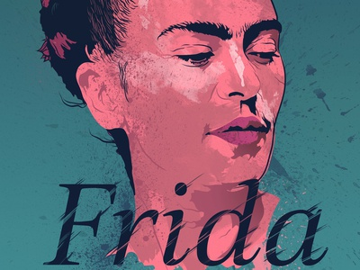 Alternative Movie Poster: Frida