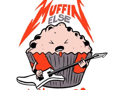 Metallica- Muffin Style