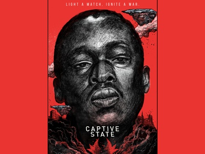 Alternative Movie Poster-Captive State