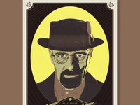 Alternative Poster-Breaking Bad