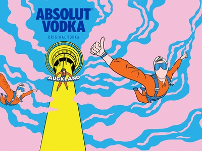 Branding Concept- Absolut Vodka packaging reimagined