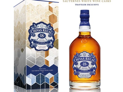 Branding Concept- Chivas brand packaging reimagined