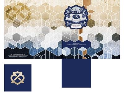 Brand Packaging Design- Chivas