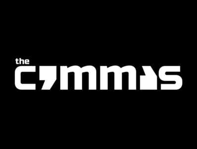 Logo Design of our startup- Black background version