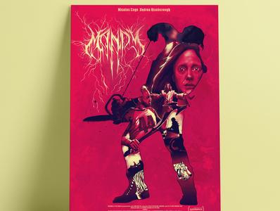 Mandy- Alternative Movie Poster