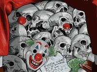 Joker- Poster detailings