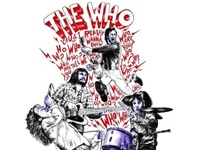 The Who- Pen Art