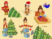 Jane and Christmas