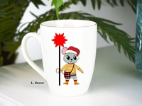 New Year's cup