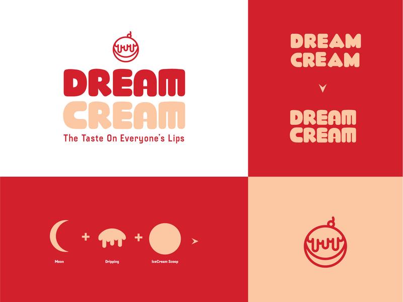 Dream Cream : Ice Cream Brand