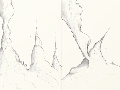 Moleskines 2012 abstract portrait retro graphic design art sketches doodles concept scribbles moleskine