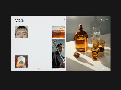 PLAYGROUNDS of the day 👋 selectedwork visual graphicdesign playgrounds experiment desktop interface webdesigner graphic design photography composition redesign design uiux branding website ui design ui webdesign
