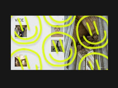 PLAYGROUND ✌️ graphic design uidesigner visual visualdesign interface smileys digital playgrounds refont redesign webdesigner web design homepage uiux branding website ui ui design webdesign