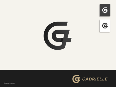 Gabrielle glogo brand