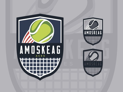 Amoskeag Aces Apparel Design