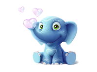Elephant Gift (for vk.com)