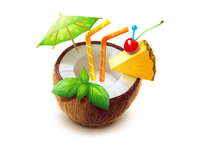 Summer Cocktail (gift for vk.com)