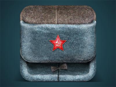 Soldier icon solder app apps russia anton kuryatnikov