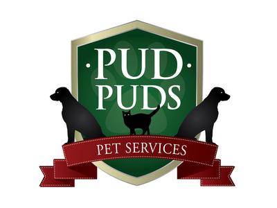 Pud Puds Pet Services Logo